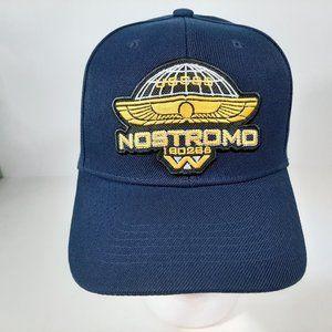 USCSS Nostromo Baseball Hat Dad Navy Blue Cap Alie